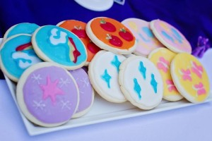 My Little Pony Rainbow Party Full of Cute Ideas via Kara's Party Ideas | KarasPartyIdeas.com #4thBirthday #Party #Ideas #Supplies (11)