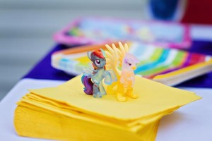 My Little Pony Rainbow Party Full of Cute Ideas via Kara's Party Ideas | KarasPartyIdeas.com #4thBirthday #Party #Ideas #Supplies (10)