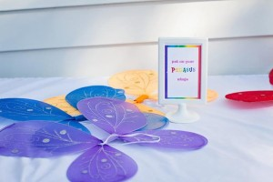 My Little Pony Rainbow Party Full of Cute Ideas via Kara's Party Ideas | KarasPartyIdeas.com #4thBirthday #Party #Ideas #Supplies (4)