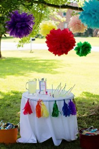 My Little Pony Rainbow Party Full of Cute Ideas via Kara's Party Ideas | KarasPartyIdeas.com #4thBirthday #Party #Ideas #Supplies (28)