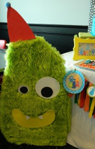 Monster Bash Themed 2nd Birthday Party with Lots of Awesome Ideas via Kara's Party Ideas | KarasPartyIdeas.com #Monster #Party #Ideas #Supplies (5)
