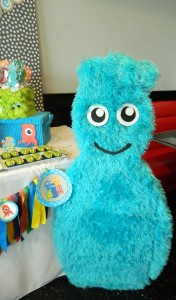 Monster Bash Themed 2nd Birthday Party with Lots of Awesome Ideas via Kara's Party Ideas | KarasPartyIdeas.com #Monster #Party #Ideas #Supplies (4)