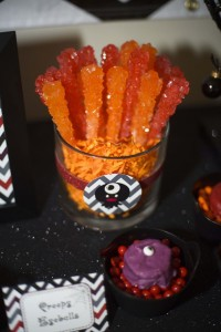Halloween Monster Bash with Such Cute Ideas via Kara's Party Ideas | KarasPartyIdeas.com #MonsterParty #PartyIdeas #Supplies (22)