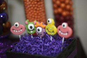 Halloween Monster Bash with Such Cute Ideas via Kara's Party Ideas | KarasPartyIdeas.com #MonsterParty #PartyIdeas #Supplies (20)