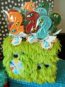Monster Bash Themed 2nd Birthday Party with Lots of Awesome Ideas via Kara's Party Ideas | KarasPartyIdeas.com #Monster #Party #Ideas #Supplies (14)