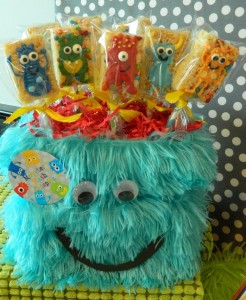 Monster Bash Themed 2nd Birthday Party with Lots of Awesome Ideas via Kara's Party Ideas | KarasPartyIdeas.com #Monster #Party #Ideas #Supplies (11)
