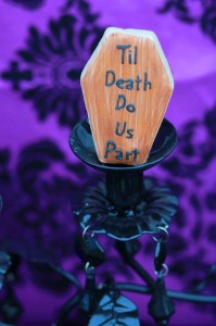 Holy Monster'mony Halloween Party with SUCH CUTE IDEAS via Kara's Party Ideas | KarasPartyIdeas.com #MonsterBash #MonsterWedding #Party #Ideas #Supplies (56)