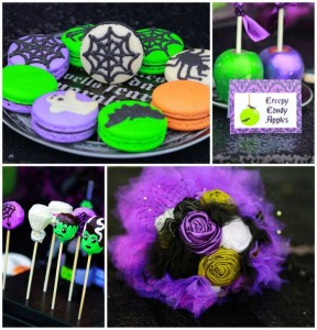Holy Monster'mony Halloween Party with SUCH CUTE IDEAS via Kara's Party Ideas | KarasPartyIdeas.com #MonsterBash #MonsterWedding #Party #Ideas #Supplies (1)