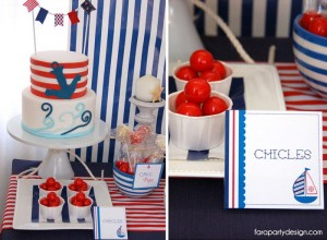 Nautical Party Full of Really Great Ideas via Kara's Party Ideas | KarasPartyIdeas.com #Boat #Party #Ideas #Supplies (3)