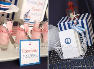 Nautical Party Full of Really Great Ideas via Kara's Party Ideas | KarasPartyIdeas.com #Boat #Party #Ideas #Supplies (1)