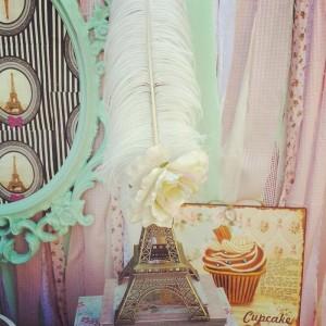 Pastel Paris Party with SUCH CUTE IDEAS via Kara's Party Ideas | KarasPartyIdeas.com #ParisParty #FrenchParty #PartyIdeas #Supplies (17)