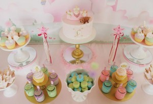 Pastel Princess Party with So Many Darling Ideas via Kara's Party Ideas | KarasPartyIdeas.com #Princess #Party #Ideas #Supplies (14)
