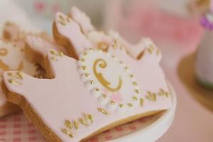 Pastel Princess Party with So Many Darling Ideas via Kara's Party Ideas | KarasPartyIdeas.com #Princess #Party #Ideas #Supplies (4)