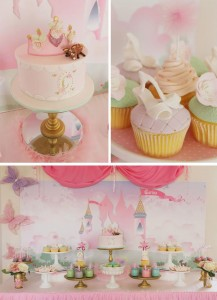 Pastel Princess Party with So Many Darling Ideas via Kara's Party Ideas | KarasPartyIdeas.com #Princess #Party #Ideas #Supplies (1)