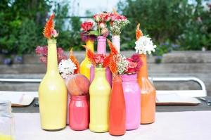 Peach Themed Party with Such Darling Ideas via Kara's Party Ideas | KarasPartyIdeas.com #Peaches #Party #Ideas #Supplies (26)