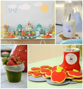 Peppa Pig Party with Lots of Fun Ideas via Kara's Party Ideas | KarasPartyIdeas.com #PeppaPig #Party #Ideas #Supplies (1)
