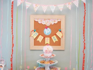 Pinterest Party with Lots of Really Cute Ideas via Kara's Party Ideas | KarasPartyIdeas.com #Pinterest #Pinning #Party #Ideas #Supplies (8)