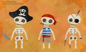 Pirate Party with Liots of Awesome Ideas via Kara's Party Ideas | KarasPartyIdeas.com #PirateParty #Party #Ideas #Supplies (20)