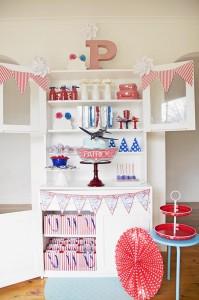 "Disney ""Planes"" Inspired 1st Birthday Party with So Many Darling Ideas via Kara's Party Ideas | KarasPartyIdeas.com #AirplaneParty #Party #Ideas #Supplies (19)"