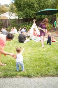 1st Birthday Pow Wow with So Many Fun Ideas via Kara's Party Ideas | KarasPartyIdeas.com #PowWow #Party #Ideas #Supplies (2)