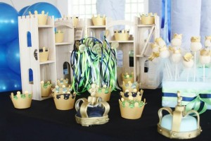 Little Prince Baby Shower with Full of Darling Ideas via Kara's Party Ideas | Kara'sPartyIdeas.com #Prince #Party #Ideas #Supplies (5)