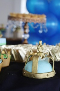 Little Prince Baby Shower with Full of Darling Ideas via Kara's Party Ideas | Kara'sPartyIdeas.com #Prince #Party #Ideas #Supplies (9)