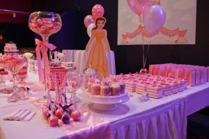 Princess Themed 1st Birthday Party Lots of Cute Ideas via Kara's Party Ideas | KarasPartyIdeas.com #PrincessParty #DisneyPrincessParty #PartyIdeas #Supplies (2)