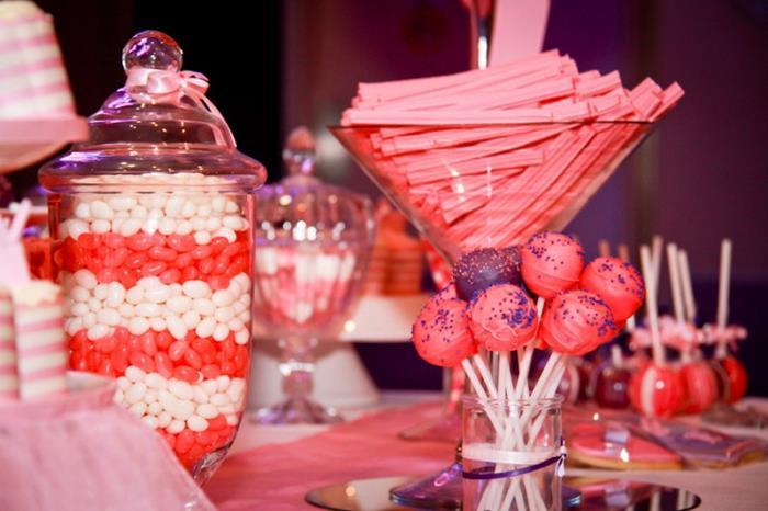 Princess Themed 1st Birthday Party Lots Of Cute Ideas Via Karas