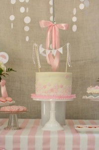 Rain Themed Pink Baby Sprinkle with So Many REALLY CUTE IDEAS via Kara's Party Ideas | KarasPartyIdeas.com #BabyShower #Party #Ideas #Supplies (8)