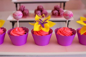 Tangled Inspired Party with Lots of Super Cute Ideas via Kara's Party Ideas   KarasPartyIdeas.com #Rapunzel #Party #Ideas #Supplies (13)