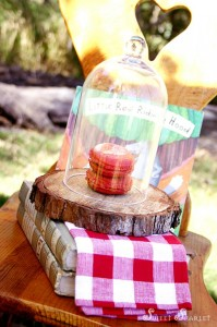 Little Red Riding Hood Woodland Party with So Many Really Cute Ideas via Kara's Party Ideas | KarasPartyIdeas.com #BigBadWolf #Party #Ideas #Supplies (7)