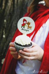 Little Red Riding Hood Woodland Party with So Many Really Cute Ideas via Kara's Party Ideas | KarasPartyIdeas.com #BigBadWolf #Party #Ideas #Supplies (4)