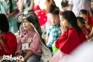 Little Red Riding Hood Party with Such Cute Ideas via Kara's Party Ideas | KarasPartyIdeas.co #BigBadWolf #Party #Ideas #Supplies (13)