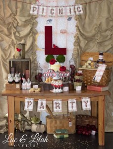 Little Red Riding Hood Sorybook Picnic with Such Darling Ideas via Kara's Party Ideas | KarasPartyIdeas.com #BigBadWolf #Party #Ideas #Supplies (19)