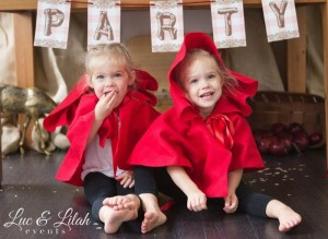 Little Red Riding Hood Sorybook Picnic with Such Darling Ideas via Kara's Party Ideas | KarasPartyIdeas.com #BigBadWolf #Party #Ideas #Supplies (13)