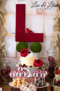 Little Red Riding Hood Sorybook Picnic with Such Darling Ideas via Kara's Party Ideas | KarasPartyIdeas.com #BigBadWolf #Party #Ideas #Supplies (10)