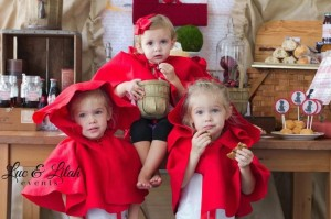 Little Red Riding Hood Sorybook Picnic with Such Darling Ideas via Kara's Party Ideas | KarasPartyIdeas.com #BigBadWolf #Party #Ideas #Supplies (5)