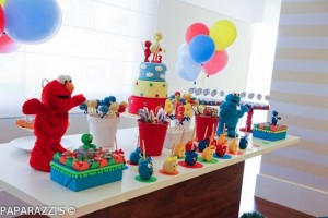 Sesame Street Themed 3rd Birthday Party with Lots of Cute Ideas via Kara's Party Ideas | KarasPartyIdeas.com #SesameStreetParty #Party #Ideas #Supplies (6)
