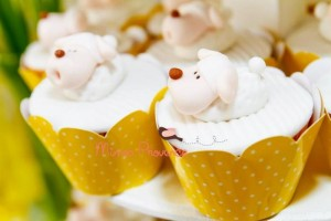 Sheep Themed Baptism with Lots of Precious Ideas via Kara's Party Ideas | KarasPartyIdeas.com #SheepParty #PartyIdeas #Supplies (9)
