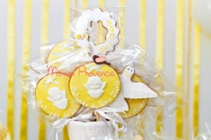 Sheep Themed Baptism with Lots of Precious Ideas via Kara's Party Ideas | KarasPartyIdeas.com #SheepParty #PartyIdeas #Supplies (6)