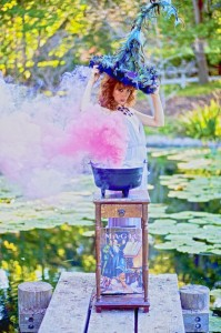 Wicked Love Halloween Shoot with Really Fun Ideas via Kara's Party Ideas | KarasPartyIdeas.com #HalloweenParty #HalloweenPhotoShoot #PartyIdeas #Supplies (38)
