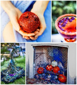 Wicked Love Halloween Shoot with Really Fun Ideas via Kara's Party Ideas | KarasPartyIdeas.com #HalloweenParty #HalloweenPhotoShoot #PartyIdeas #Supplies (1)