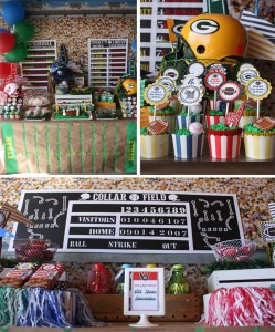 Sports Party with Really Fun Ideas via Kara's Party Ideas | KarasPartyIdeas.com #FootballParty #HockeyParty #BaseballParty #PartyIdeas #Supplies (1)