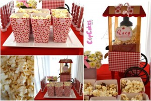 Strawberry Themed 7th Birthday Party with Lots of Cute Ideas via Kara's Party Ideas | KarasPartyIdeas.com #Strawberry #Party #Ideas #Supplies (12)