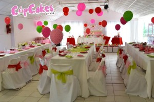 Strawberry Themed 7th Birthday Party with Lots of Cute Ideas via Kara's Party Ideas | KarasPartyIdeas.com #Strawberry #Party #Ideas #Supplies (5)