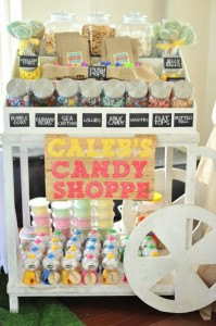 Old Fashioned Summer 1st Birthday Party with So Many Cute Ideas via Kara's Party Ideas | KarasPartyIdeas.com #LittleRascals #Party #Ideas #Supplies (6)