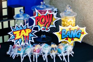 Superhero Party with Lots of Fun Ideas via Kara's Party Ideas | KarasPartyIdeas.com #SuperheroParty #Party #Ideas #Supplies (6)