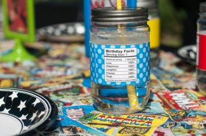 Superhero Party with Lots of Fun Ideas via Kara's Party Ideas | KarasPartyIdeas.com #SuperheroParty #Party #Ideas #Supplies (4)