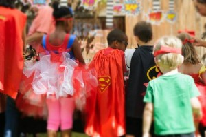 Superhero Party with Lots of Fun Ideas via Kara's Party Ideas | KarasPartyIdeas.com #SuperheroParty #Party #Ideas #Supplies (3)