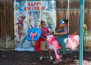 Superhero Party with Lots of Fun Ideas via Kara's Party Ideas | KarasPartyIdeas.com #SuperheroParty #Party #Ideas #Supplies (11)